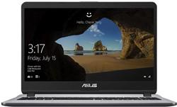 "ASUS X507UA-EJ543R Grijs Notebook 39,6 cm (15.6"") 1920 x 1080 Pixels 1,6 GHz Intel® 8ste generatie Core™ i5 i5-8250U"