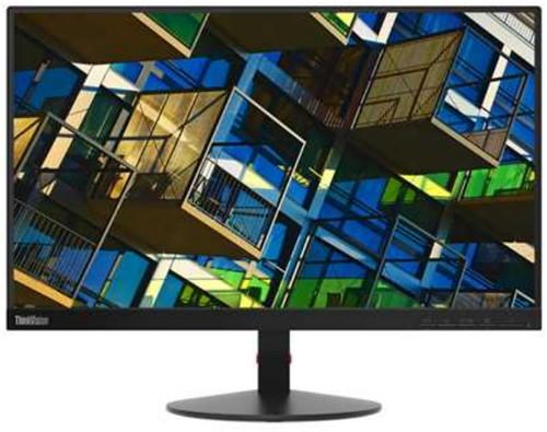 """Lenovo ThinkVision S22e-19 LED display 54,6 cm (21.5"""") Full HD Flat Mat Zwart"""