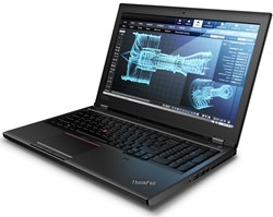 "Lenovo ThinkPad P52 Zwart Mobiel werkstation 39,6 cm (15.6"") 1920 x 1080 Pixels 2,60 GHz Intel® 8ste generatie Core™ i7 i7-8850H"