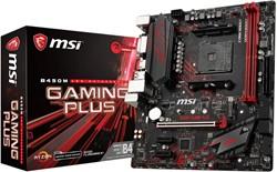 MSI B450M GAMING PLUS Socket AM4 AMD B450 micro ATX