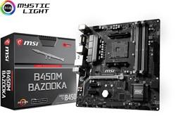 MSI B450M BAZOOKA Socket AM4 AMD B450 micro ATX