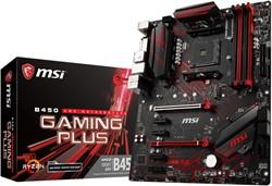 MSI B450 GAMING PLUS Socket AM4 AMD B450 ATX