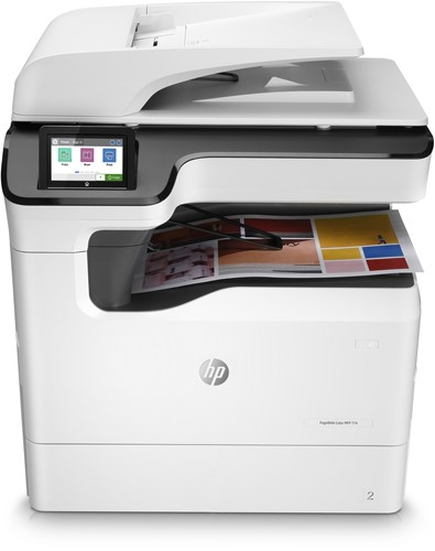 HP PageWide Color MFP 774dn Inkjet 35 ppm 2400 x 1200 DPI A3