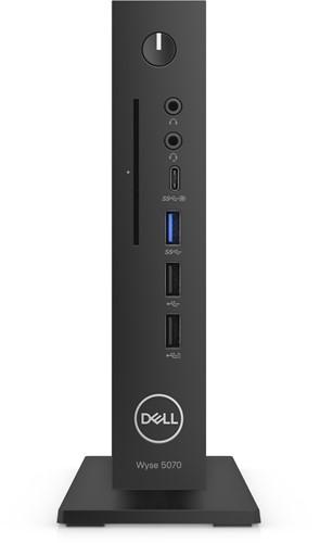 Dell Wyse Wyse 5070 1.5GHz J4105 1200g Zwart