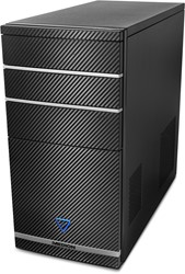MEDION ERAZER P62012 3,2 GHz Intel® 8ste generatie Core™ i7 i7-8700 Zwart PC