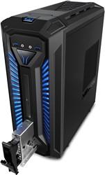 MEDION ERAZER P66028 2,8 GHz Intel® 8ste generatie Core™ i5 i5-8400 Zwart PC