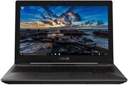 "ASUS FX503VD-DM010T 2.8GHz i7-7700HQ Zevende generatie Intel® Core™ i7 15.6"" 1920 x 1080Pixels Zwart Notebook"