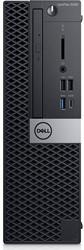 DELL OptiPlex 5060 3GHz i5-8500 SFF Intel® 8ste generatie Core™ i5 Zwart PC
