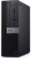 DELL OptiPlex 5060 3GHz i5-8500 SFF Intel® 8ste generatie Core™ i5 Zwart PC