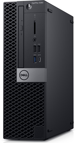 DELL OptiPlex 5060 3GHz i5-8500 SFF Intel® 8ste generatie Core™ i5 Zwart PC-2