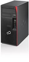 Fujitsu ESPRIMO P958/E94+ 3.2GHz i7-8700 Desktop Intel® 8ste generatie Core™ i7 Zwart, Rood PC