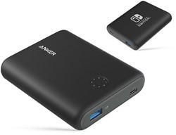 Anker PowerCore 13400 Nintendo Switch Edition Lithium-Ion (Li-Ion) 13400mAh Zwart powerbank