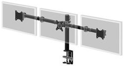 """iiyama Desk Mount 68,6 cm (27"""") Klem Zwart"""