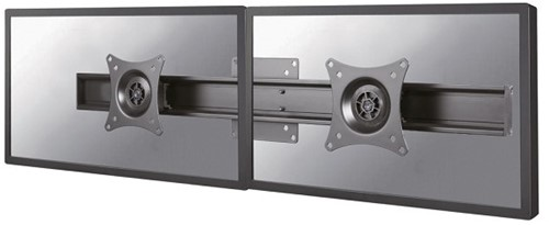 "Newstar FPMA-CB200BLACK 27"" Zwart flat panel muur steun-2"