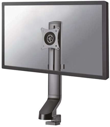 "Newstar FPMA-D860BLACK flat panel bureau steun 81,3 cm (32"") Klem Zwart"
