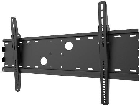 "Newstar PLASMA-W100BLACK 85"" Zwart flat panel muur steun"