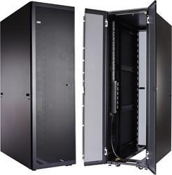 IBM 93614PX rack 953 kg Vrijstaande rek Zwart