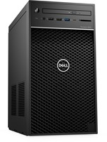 DELL Precision 3630 3,2 GHz Intel® 8ste generatie Core™ i7 i7-8700 Zwart Toren Workstation