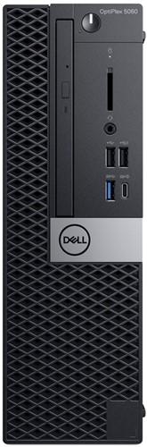 DELL OptiPlex 5060 3 GHz Intel® 8ste generatie Core™ i5 i5-8500 Zwart SFF PC