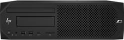 HP Z2 G4 3,2 GHz Intel® 8ste generatie Core™ i7 i7-8700 Zwart SFF PC