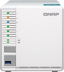QNAP TS-351 Ethernet LAN Toren Wit NAS