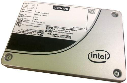 "Lenovo 4XB7A10249 internal solid state drive 960 GB SATA III 2.5"""