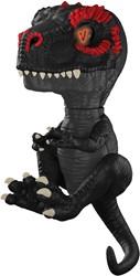 WowWee Fingerlings Untamed T-Rex kooi speelset - incl exclusieve zwarte T-Rex 'Infrarood'