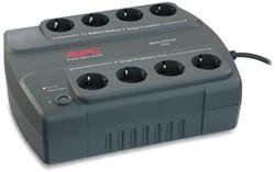 APC Back-UPS 400VA noodstroomvoeding 8x schuko uitgang