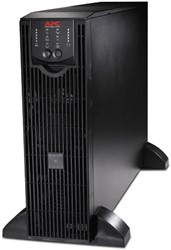 APC 230V Smart UPS RT 6000 VA + PowerChute 6000VA Zwart UPS