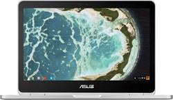 """ASUS Chromebook Flip C302CA-GU003 Grijs 31,8 cm (12.5"""") 1920 x 1080 Pixels Touchscreen 0,9 GHz Intel® Core™ M m3-6Y30"""