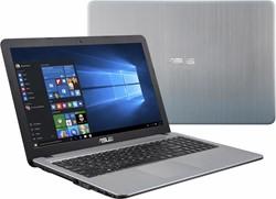 "ASUS F540UA-DM1204T Zilver Notebook 39,6 cm (15.6"") 1920 x 1080 Pixels 2,7 GHz Zevende generatie Intel® Core™ i7 i7-7500U"