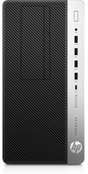 HP ProDesk 600 G4 3,1 GHz Intel® 8ste generatie Core™ i5 i5-8600 Zwart Micro Tower PC