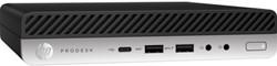 HP ProDesk 600 G4 2,1 GHz Intel® 8ste generatie Core™ i5 i5-8500T Zwart Mini PC