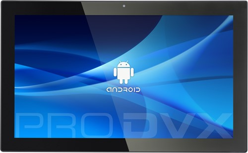 "ProDVX APPC-22EL 54,6 cm (21.5"") 1920 x 1080 Pixels Touchscreen 1,6 GHz Rockchip RK3288 Zwart All-in-One tablet PC"