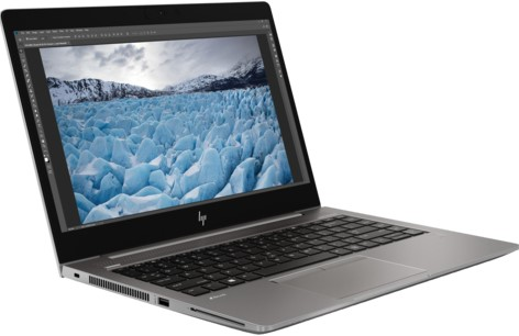 "HP Zbook 14U G6 | I7-8565U 14"" FHD Touchscreen 6TP72EA"