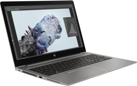 "HP Zbook 15U G6 | I7-8565U 15.6"" FHD Touchscreen 6TP58EA"