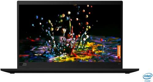 """Lenovo ThinkPad X1 Carbon Zwart Notebook 35,6 cm (14"""") 1920 x 1080 Pixels Intel® 8ste generatie Core™ i5 i5-8265U 8 GB LPDDR3-SDRAM 256 GB SSD"""