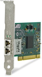 Allied Telesis 1000SX LC desktop fiber Network Interface Card (PCI) Intern 1024, 100Mbit/s