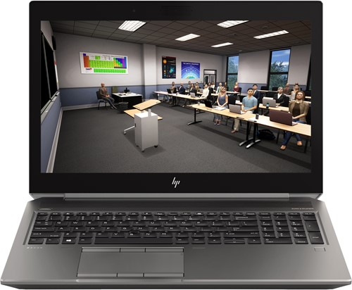 "HP ZBook 15 G6   Intel Xeon E-2286M 15.6"" FHD 6TR64EA"