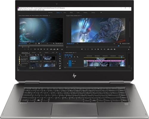 "HP ZBook Studio G7 | i9-9880H 15,6"" 4K UHD TOUCHSCREEN 8JL47EA"