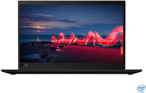 """Lenovo ThinkPad X1 Carbon Notebook 35,6 cm (14"""") 1920 x 1080 Pixels Intel® 10de generatie Core™ i7 16 GB LPDDR3-SDRAM 512 GB SSD Wi-Fi 6 (802.11ax) Windows 10 Pro"""
