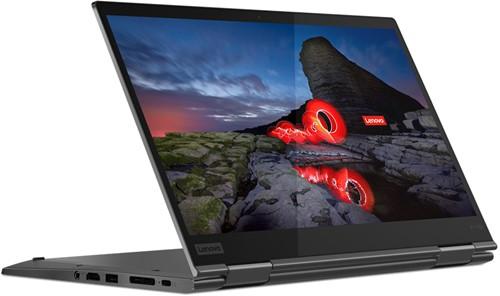 "Lenovo ThinkPad X1 Yoga Hybride (2-in-1) Grijs 35,6 cm (14"") 3840 x 2160 Pixels Touchscreen Intel® 10de generatie Core™ i7 16 GB LPDDR3-SDRAM 512 GB SSD Wi-Fi 6 (802.11ax) Windows 10 Pro"