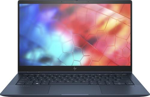"""HP Elite Dragonfly Hybride (2-in-1) Zwart 33,8 cm (13.3"""") 1920 x 1080 Pixels Touchscreen Intel® 8de generatie Core™ i5 16 GB LPDDR3-SDRAM 256 GB SSD Wi-Fi 6 (802.11ax) Windows 10 Pro"""