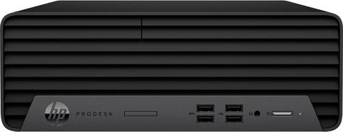 HP ProDesk 400 G7 Intel® 10de generatie Core™ i5 i5-10500 8 GB DDR4-SDRAM 256 GB SSD SFF Zwart PC Windows 10 Pro