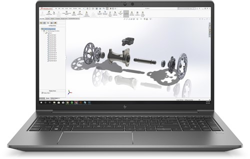 HP ZBook Power G7  |  Intel Core i7-10750H  15,6 SURE VIEW 1J3Y2EA