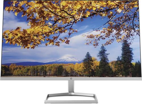 """HP M27f 68,6 cm (27"""") 1920 x 1080 Pixels Full HD LCD Zwart, Zilver"""