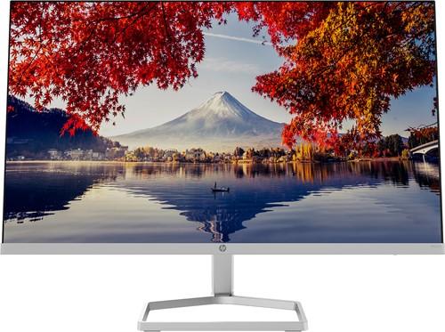"""HP M24f 60,5 cm (23.8"""") 1920 x 1080 Pixels Full HD Zwart, Zilver"""