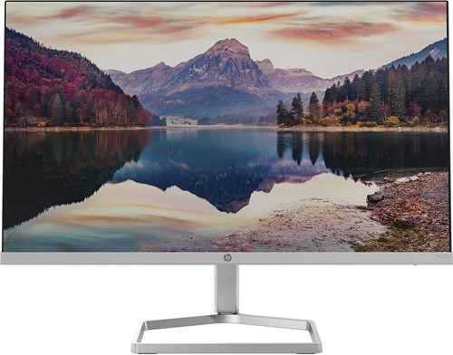 """HP M22f 54,6 cm (21.5"""") 1920 x 1080 Pixels Full HD LCD Zwart, Zilver"""