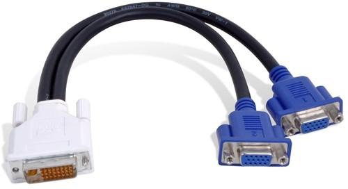 Matrox DVI-I - HD15