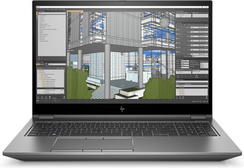 HP ZBook Fury 15 G8 | Intel Core i7-11850H 15,6 FHD 314K2EA